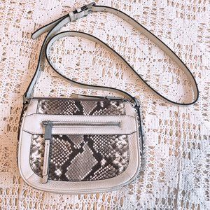 Michael Kors Snakskin Purse
